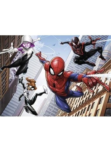 Ravensburger 200 Parça Puzzle Spiderman 126941 Renkli